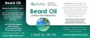 OpNutra Beard Oil Jamaican Paradise Scented Beard Oil