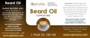 OpNutra Beard Oil Cappucino Scented Beard Oil