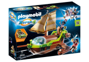 Playmobil 9000 Super 4 Pirate Chameleon with Ruby