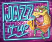 Jazz It Up [Board book]