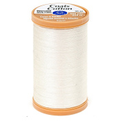 Coats & Clark Machine Quilting Cotton Thread 350 yd. Natural