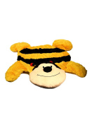 Baberoo Bee Plush Nursery Rug, Soft Baby Rug, 90cm x 80cm