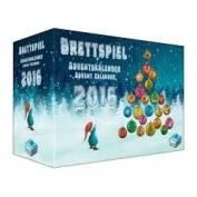 Brettspiel Adventskalender 2016 Advent Calendar Compact Version