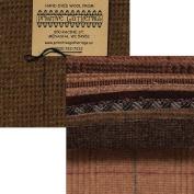 Primitive Gatherings Hand Dyed Wool Basket Charm Pack 10 13cm Squares PRI 6013