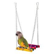 Transer® Pet Bird Hanging Toys- Parrot Cage Hammock Swing Toy