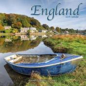 England Calendar 2018