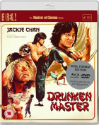 Drunken Master - The Masters of Cinema Series [Region B] [Blu-ray]
