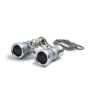 Uarter Opera Glasses Theatre Vintage Binoculars With Chain Necklace