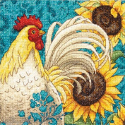 Dimensions Needlecrafts Counted Cross Stitch, Rooster