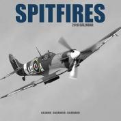 Spitfires Calendar 2018