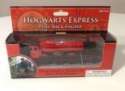 Wizarding World of Harry Potter : Hogwarts Express Pull Back Engine Toy Train
