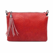 OBC Only-Beautiful-Couture Messenger Bag - Rot (22x15 cm), approx.