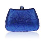 Mini rhinestone handbag/Fashion dinner bag/Ladies hand bag-F