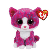 Ty Beanie Boos Charlotte - Cat (claire's Exclusive) New