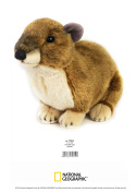 Lelly Lelly770814 NGS Cape Hyrax Soft Toy, 26 cm