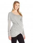 Maternal America Women's Maternity Crisscross Nursing Top