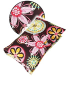 boubalou Flowers Fabric Changing Bag