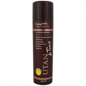UTAN AND TONE WEEKLY SELF-TAN LOTION DARK 200ML