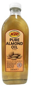 KTC 100% Pure Almond Oil - Almond Oil for Skin & Hair Care 500 ml