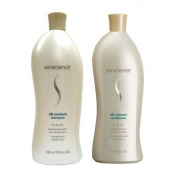 Senscience Silk Moisture Shampoo 1000ml and Conditioner 1000ml
