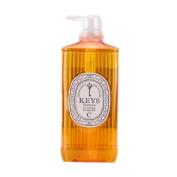 Molto Bene Keys Shampoo C for Chemically Damaged Hair 700ml/ Pump Size by Shinbi International