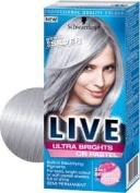 Scharwzkopf Live ultra brights or pastel 098 Silver Steel