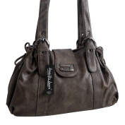 Jennifer Jones - präsentiert von ZMOKA® Women's Shoulder Bag brown brown