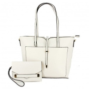 Ideal Shoes Women's Top-Handle Bag