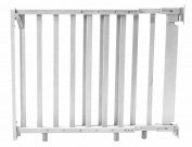 Roba 1550 W Stair Gate, White