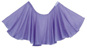 COMAIR Hairdressers Cape Crash Short Lilac Nylon Case with Hook and loop Closure
