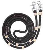 Tough 1 Royal King Braided Contest/Roping Reins