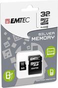 Emtec 32GB High Class MicroSD Memory Card