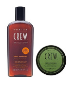 American Crew Daily Shampoo 450ml and Forming Cream 50g
