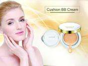 BB Cream Cushion BB Foundation Flawless look Bronze Colour Brown Colour