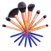 WINWINTOM 8Pcs Pro Makeup Brushes Set Powder Eyeshadow Lip Brush