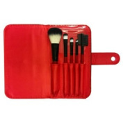 Exposed 5pc travel brush kit