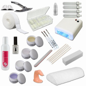Nail Starter Set with Hand Rest