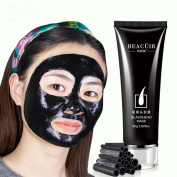 Blackhead Remover, Tonsee Deep Cleansing Purifying Peel Acne Black Mud Face Mask