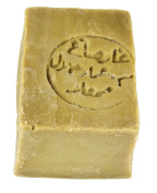 Natural Genuine Traditional hand made Aleppo Soap - Olive & 40% Laurel Oil 200gm