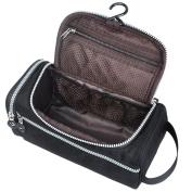 Men Toiletry Bag,Nylon Hanging Toiletry Kit Bag,ZYSUN Travel Toiletries Accessories Bag
