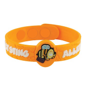 Allermates Kids Insect Sting Allergy (Bizzzy) Wristband