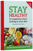 Stay Healthy by suplying what's lacking in your diet