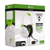 Turtle Beach Ear Force Recon 50X White Gaming Headset, Perfect for Xbox One S