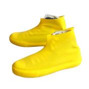 Diamondo Antiskid Waterproff Reusable Raincoat Set Rain Coat Shoe Boots Cover Oversh