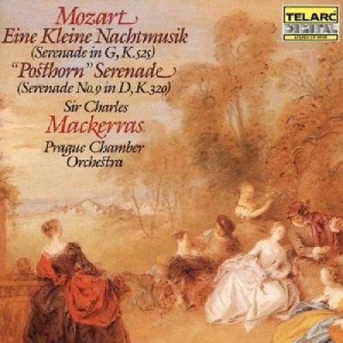 Mozart: Posthorn Serenade; Eine Kleine Nachtmusik.