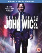 John Wick: Chapter 2 [Regions 1,2,3] [Blu-ray]