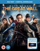 The Great Wall [Region B] [Blu-ray]