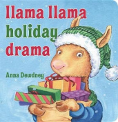 Llama Llama Holiday Drama (Llama Llama) [Board book]