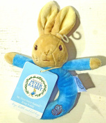 BEATRIX POTTER MY FIRST PETER RABBIT RING RATTLE**