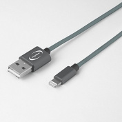 8 PIN Apple Metallic Reversible Cable